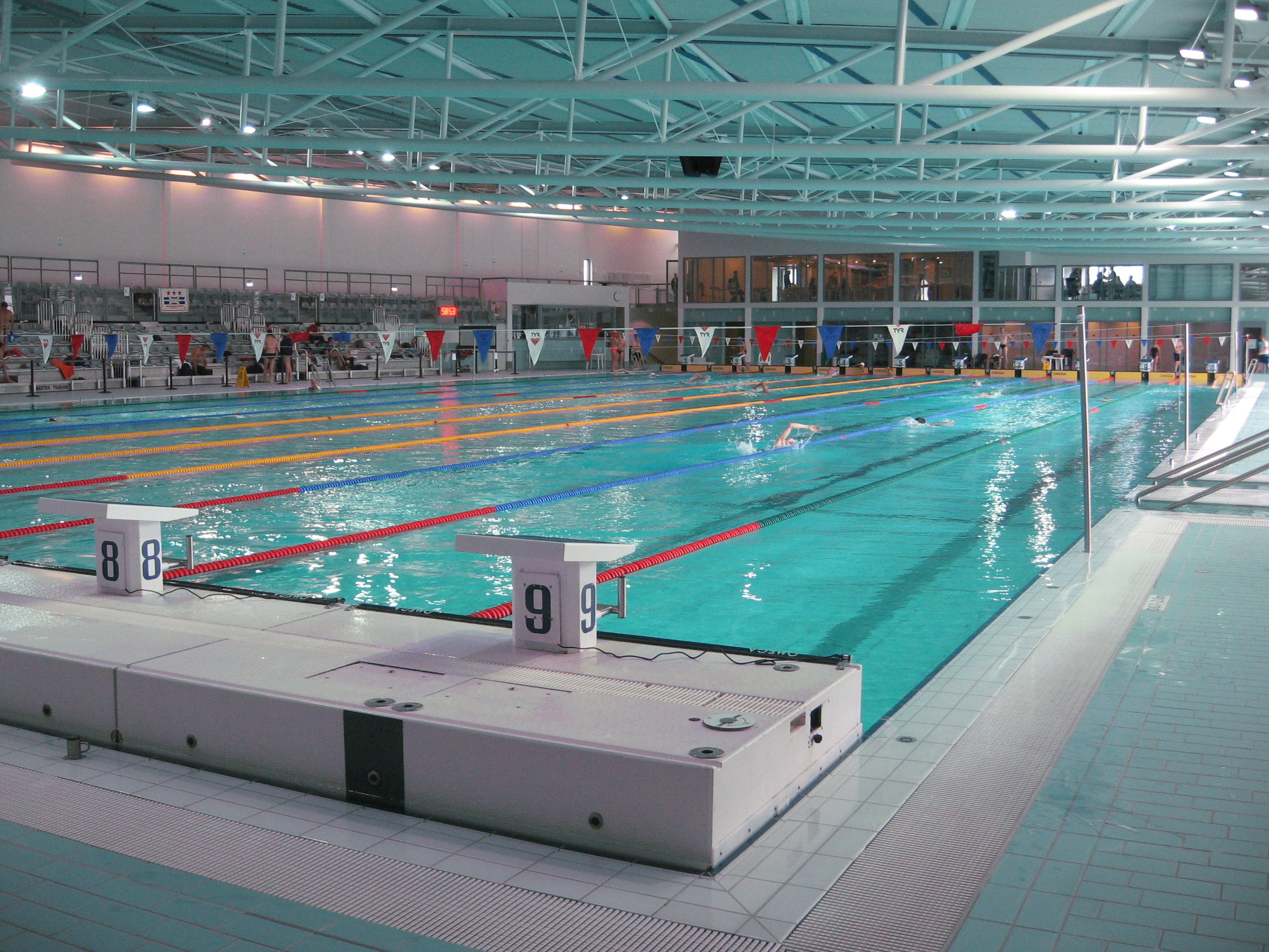 laugardalslaug is a world class competition pool it is the largest pool in iceland and includes an indoor 50m olympic size pool