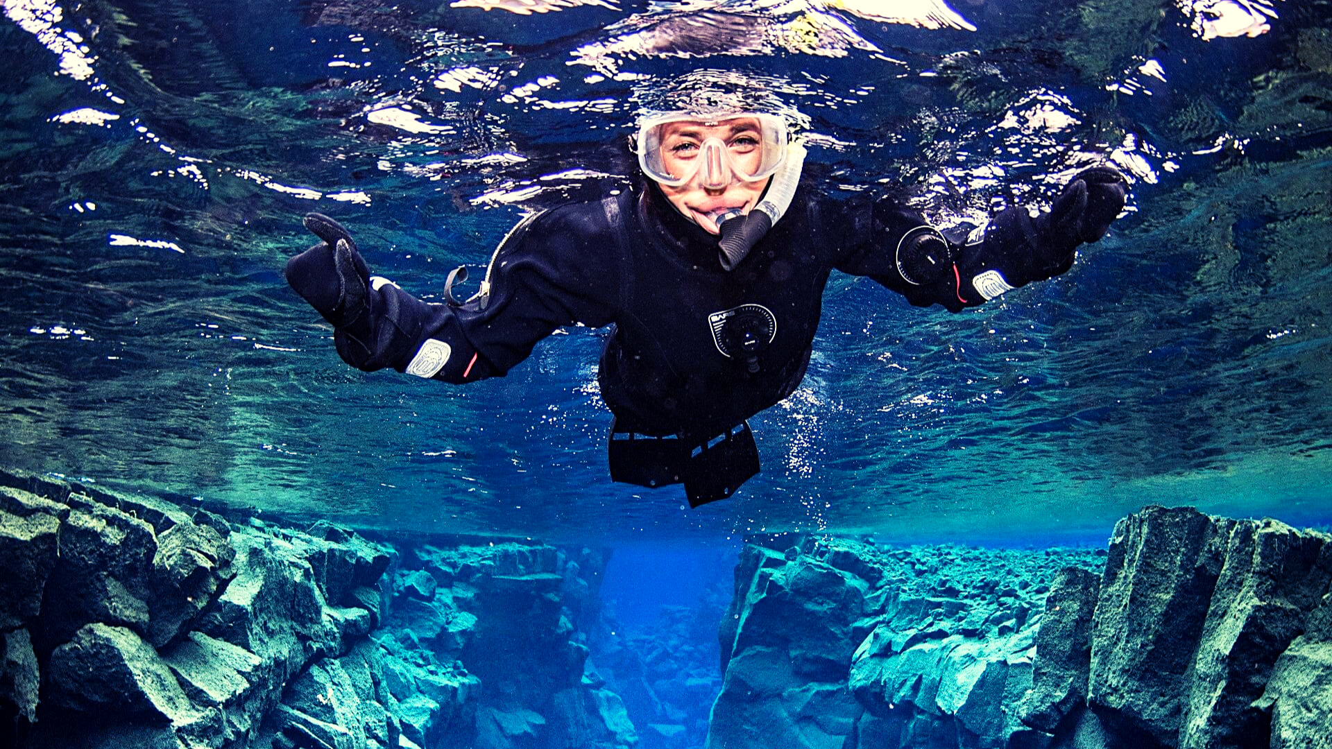 Dry Suit Snorkel Tour in Silfra